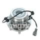 TKSHF00076-Wheel Bearing & Hub Assembly