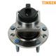 TKSHF00077-Wheel Bearing & Hub Assembly Front Timken 513090