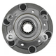 TKSHF00072-Wheel Bearing & Hub Assembly Front