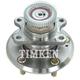 TKSHR00208-Hyundai XG300 XG350 Wheel Bearing & Hub Assembly Rear  Timken 512189