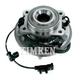 TKSHR00205-Dodge Journey Wheel Bearing & Hub Assembly