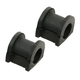 1ASMX00333-Honda Civic CR-V Sway Bar Bushing Front Pair