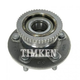 TKSHR00238-Mercury Villager Nissan Quest Wheel Bearing & Hub Assembly Rear  Timken HA590057