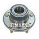 TKSHR00223-Wheel Bearing & Hub Assembly Rear