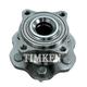 TKSHR00259-2005-12 Nissan Pathfinder Wheel Bearing & Hub Assembly Rear Driver or Passenger Side  Timken HA500701