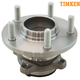 TKSHR00254-Mazda 3 5 Wheel Bearing & Hub Assembly Rear Driver or Passenger Side  Timken HA590099