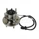 TKSHR00250-2004-07 Wheel Bearing & Hub Assembly  Timken HA590021