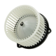 1AHCX00206-2002-05 Kia Sedona Heater Blower Motor with Fan Cage FRONT
