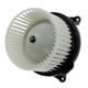 1AHCX00229-Heater Blower Motor with Fan Cage Front