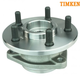 TKSHF00006-Jeep Wheel Bearing & Hub Assembly Front Timken 513084