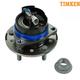 TKSHF00001-Wheel Bearing & Hub Assembly Timken 513137