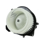1AHCX00230-Heater Blower Motor with Fan Cage