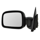 1AMRE01095-2002-07 Jeep Liberty Mirror Driver Side