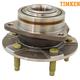 TKSHF00148-Volvo Wheel Bearing & Hub Assembly Front  Timken HA594181