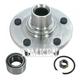 TKSHF00141-Wheel Bearing & Hub Assembly Front