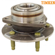 TKSHF00154-Wheel Bearing & Hub Assembly Front Timken 513190
