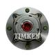 TKSHF00169-1999 Ford Wheel Bearing & Hub Assembly Front  Timken HA590132