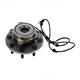 TKSHF00180-2000-02 Dodge Wheel Bearing & Hub Assembly Front