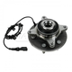 TKSHF00192-2003-06 Wheel Bearing & Hub Assembly Front  Timken 515043