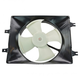 1AACF00065-1999-04 Honda Odyssey A/C Condenser Cooling Fan Assembly