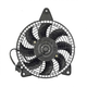1AACF00064-1994-97 Ford Aspire A/C Condenser Cooling Fan Assembly