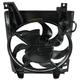 1AACF00067-2001-06 Hyundai Elantra A/C Condenser Cooling Fan Assembly