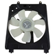 1AACF00074-2006-11 Honda Civic A/C Condenser Fan