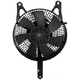 1AACF00048-Mazda 323 Protege A/C Condenser Cooling Fan Assembly
