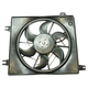 1AACF00038-Hyundai Elantra Tiburon A/C Condenser Cooling Fan Assembly