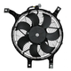 1AACF00082-Nissan Frontier Xterra A/C Condenser Cooling Fan Assembly