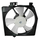 1AACF00080-Mazda Protege A/C Condenser Cooling Fan