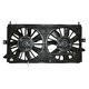 1AACF00097-Buick Century Regal Radiator Dual Cooling Fan Assembly