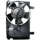 1AACF00099-2004 Chevy Aveo Aveo 5 A/C Condenser Cooling Fan Assembly