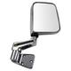 1AMRE01144-Jeep Wrangler Mirror Passenger Side Chrome