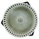 1AHCX00304-Suzuki Heater Blower Motor with Fan Cage Front