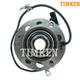 TKSHF00113-1995-02 Chevy Astro GMC Safari Wheel Bearing & Hub Assembly Front Timken SP550308