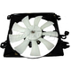 1AACF00017-A/C Condenser Cooling Fan Assembly