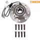 TKSHF00115-Wheel Bearing & Hub Assembly Front Passenger Side Timken SP580302