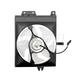 1AACF00018-A/C Condenser Cooling Fan