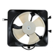 1AACF00022-Acura Integra A/C Condenser Cooling Fan Assembly