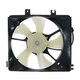 1AACF00026-1998-99 Mazda 626 A/C Condenser Cooling Fan Assembly