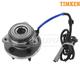 TKSHF00100-Wheel Bearing & Hub Assembly Front