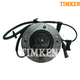 TKSHF00105-Wheel Bearing & Hub Assembly Front Timken 513196
