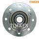 TKSHF00108-1994-97 Dodge Ram 2500 Truck Wheel Bearing & Hub Assembly Front