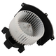 1AHCX00332-Heater Blower Motor with Fan Cage Front