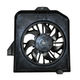 1AACF00002-A/C Condenser Cooling Fan Assembly