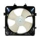 1AACF00004-Honda Civic Civic Del Sol A/C Condenser Cooling Fan