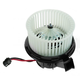 1AHCX00340-Mercedes Benz Heater Blower Motor with Fan Cage
