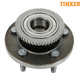 TKSHF00126-1998-02 Wheel Bearing & Hub Assembly Front