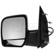 1AMRE01111-2002-08 Ford Mirror Driver Side